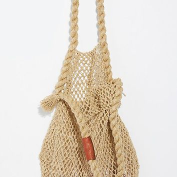 Natural String Bag