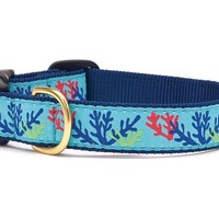 Up Country Coral Dog Collar