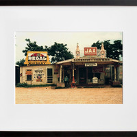 Juke Joint, Melrose, Louisiana (Framed + Ready To Ship)
