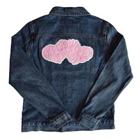 Empower Women Denim Jacket