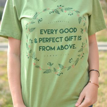 Good And Perfect Gift Tee