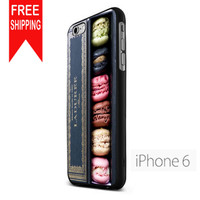 Laduree Macarons NDR iPhone 6 Case