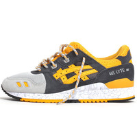Gel-Lyte III 'High Voltage' Sneakers Grey / Gold Fusion