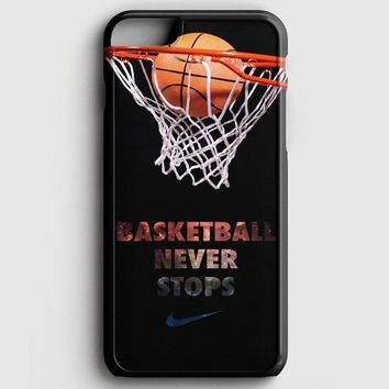 Nike Basketball iPhone 6/6S Case