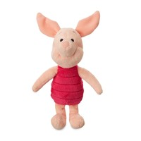 Disney Store Piglet Plush Winnie the Pooh Mini Bean Bag New with Tag