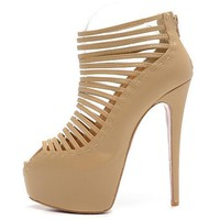 CL Christian Louboutin Fashion Heels Shoes-226