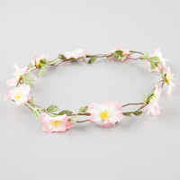 Full Tilt Flower Crown Pink One Size For Women 25196335001