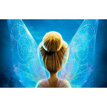 5D Diamond Painting Tinkerbell Wings Kit