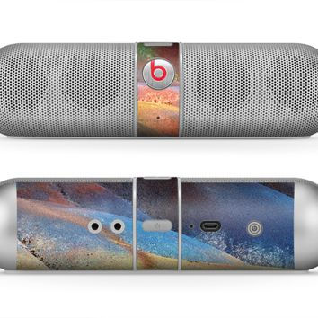 The Multicolored Slate Skin for the Beats by Dre Pill Bluetooth Speaker