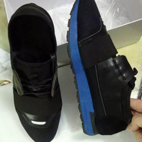shosouvenir  BALENCIAGA  Blue fashion casual shoes