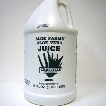 ALOE FARMS: Aloe Vera Juice, 64 oz