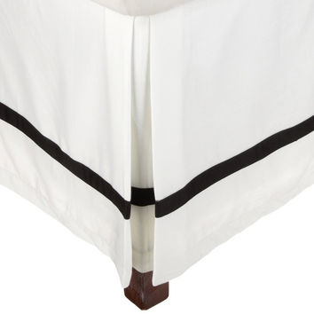 Hotel Collection 15-inch Drop 3-side Bedskirt   Overstock.com Shopping - The Best Deals on Bedskirts