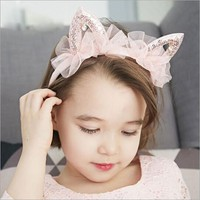 Kawaii Princess Cat Ears