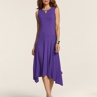 Chico's Sarah Sleeveless Jersey Dress