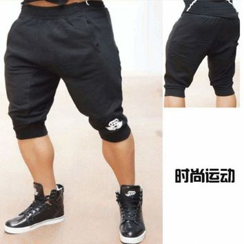 the latest version of Body Engineers and fitness shorts shorts Slim thin section breathable M-XXL