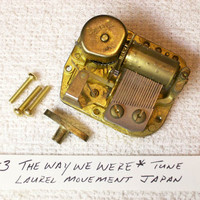 Laurel Music Movement / Japan  / Music Box / Clock 1960s / No 3