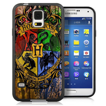 WOOD HOGWARTS HARRY POTTER Mobile Phone Cases For Samsung Note 2 Note 3 Note 4 Note 5 S3 S4 S5 S7 S6 edge plus Soft TPU Cover