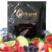 Delegant Fruit For Your Skin Hydrogel Mask *exp.date 08/18