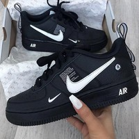 Nike Air Force 1 Low Air force classic low shoe-1