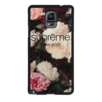 supreme pcl samsung galaxy note 4 note 3 2 cases