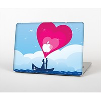The Love-Sail Heart Trip Skin for the Apple MacBook Air 13""