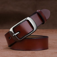 Genuine leather Womens Belt