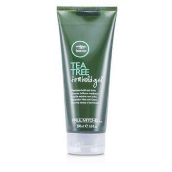 Paul Mitchell Tea Tree Firm Hold Gel (Maximum Hold & Shine) Hair Care
