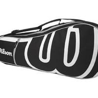 Wilson Advantage Triple Racket Bag Tennis Accessories