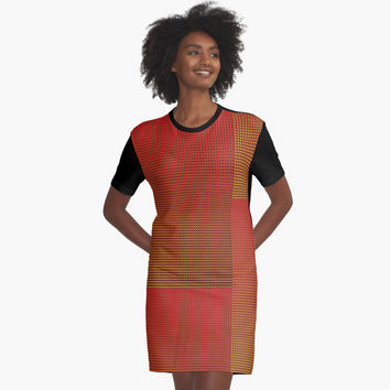 "'""geometric art 330""' Graphic T-Shirt Dress by BillOwenArt"