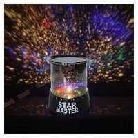 Fantastic Star Master Light Lighting Projector