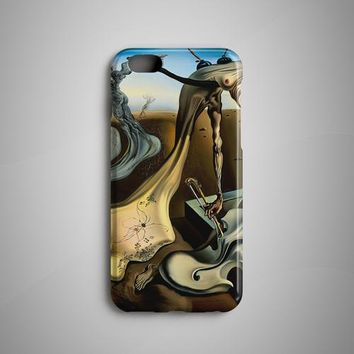 Salvador Dali Painting iPhone 8 Case iPhone 8 Plus