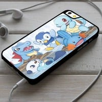 Water Type Pokemon iPhone 4/4s 5 5s 5c 6 6plus 7 Case