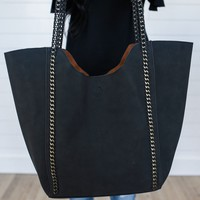 Phoenix Backroads 2 in 1 Tote - Black