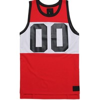 On The Byas Jason Athletic Panel Tank Top - Mens Tee