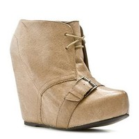 SM Women's Alva Wedge Bootie