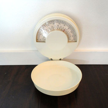Kitchen Scale by Eva Gepo Made in Denmark Vintage Danish Design