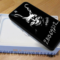 Donnie Darko Frank for iPhone 5, iPhone 5S Case, iPhone 5C case, iPhone 4 / 4S case, Samsung Galaxy S3, Samsung Galaxy S4