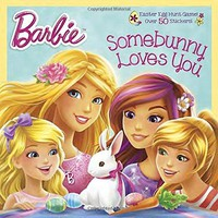 Somebunny Loves You Barbie