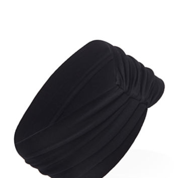 Knotted Heathered Headwrap
