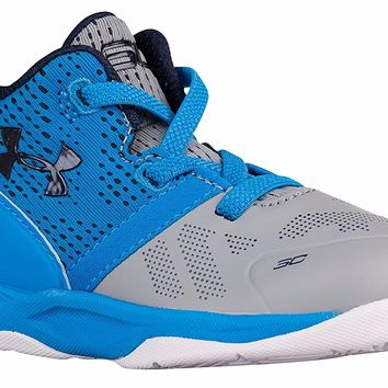 Under Armour Infant Baby Boy Toddler Curry 2 Basketball Shoes Fashion Sneakers