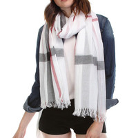 The Burberry Inspired Scarf