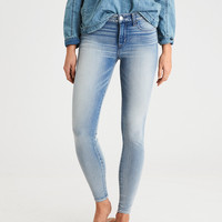 The Dream Jean Hi-Rise Jegging , Royally Light