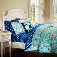 Petal Medallion Duvet Cover + Pillowcases
