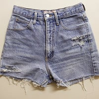 Vintage Guess High Waisted Shorts
