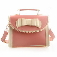 Japanese Kawaii Ribbon Handbag