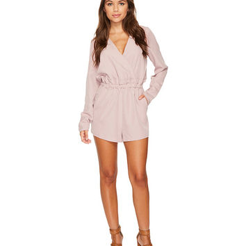 Tavik Sure Thing Long Sleeve Romper