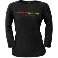 Little Hippie - One Love Juniors Thermal
