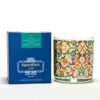 Karen Klein Florence Collection - Fig, Black Currant & Fresh Cut Grass Candle