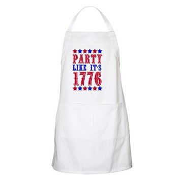 PARTY LIKE IT'S 1776 LIGHT APRON
