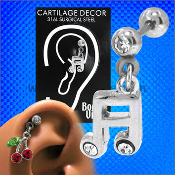 Wholesale Body Jewelry, Body Piercing Jewelry, Nose Studs, Labrets, Belly Rings, Ear Plugs